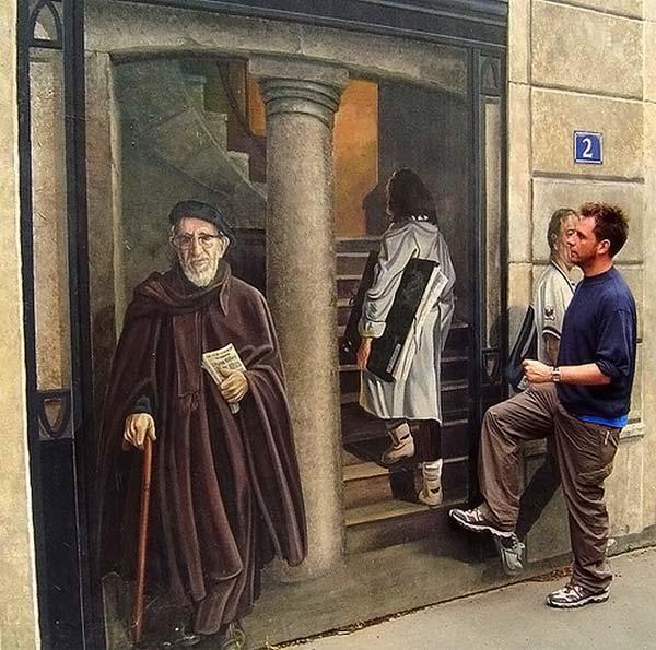 نقاشی های دیواری