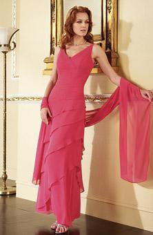 رنگ لباس سال۹۷ مدل های سال 2013 از لباس های مجلسی زنانه به رنگ صورتی