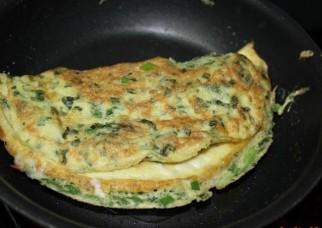 zanrooz-omlet esfanaj