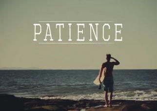 zanrooz-Patience