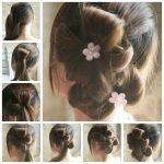 zanrooz-Flower-Petal-Updo-Hairstyle (1)