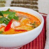 zanrooz-ton soup