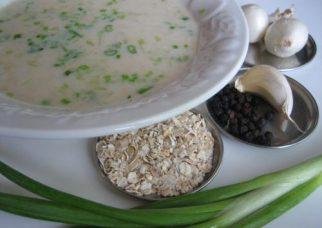 zanrooz-oats soup